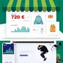 Standart Internetinių parduotuvių kūrimas