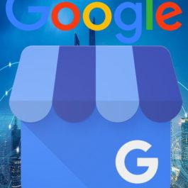 Google reklama internete, Google verslo ofisas