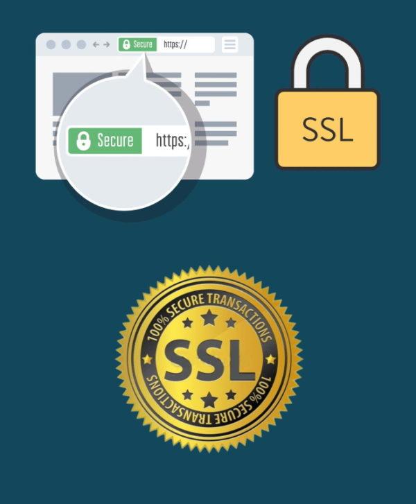 Svetainės SSL sertifikatas, jo diegimas ir nustatymas