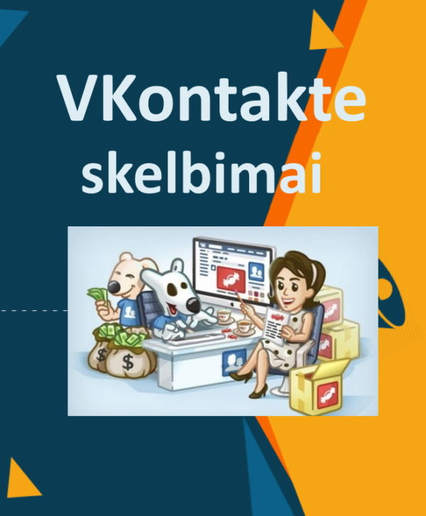 VKontakte pigi reklama internete