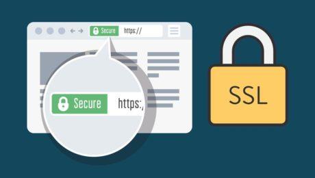 Svetainių kūrimas SSL sertifikato diegimas