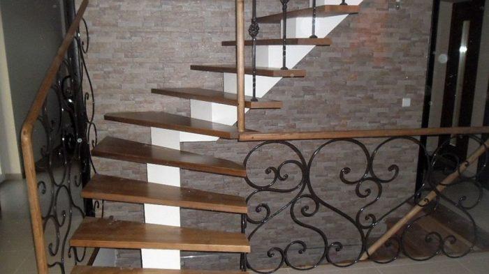 Laiptu gamyba, laiptai, lauko laiptai kaina