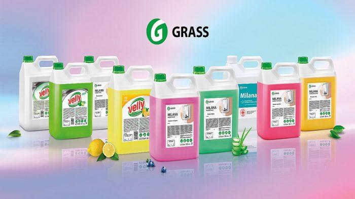 GRASS Valymo priemonės, internetinės parduotuvės kūrimas