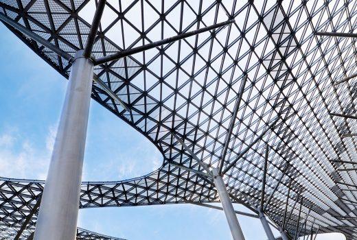 Internetinių svetainių kūrimas pramoninėms stogų dangoms