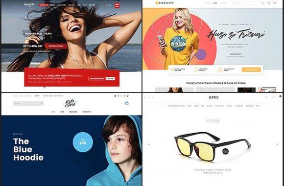 Kallyas internetinės svetainės dizainas