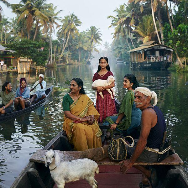 Nepamirštamu vaizdų kelionės po Kerala Indijoje