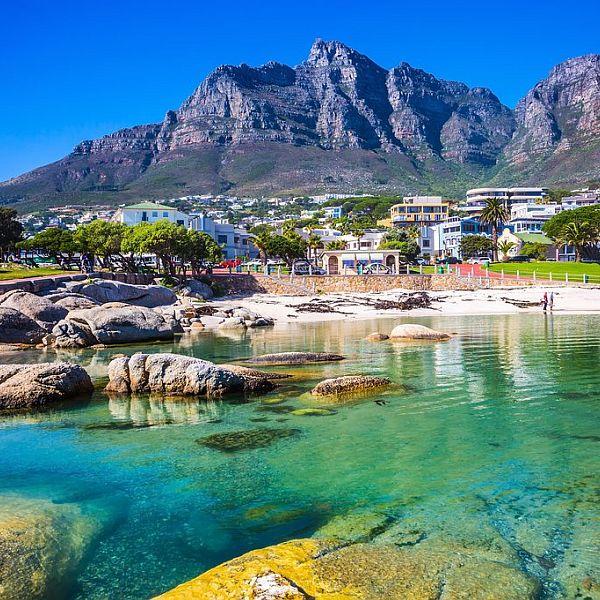 Nuotykių mėgėjams patinka South Afrika