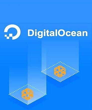 Digital Ocean debesu VPS Serveris