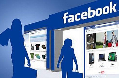 Facebook prekybos centras