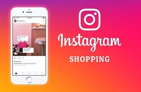 Instagram prekybos centras