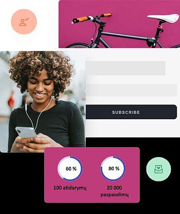 Internetinės parduotuvės El pašto rinkodara
