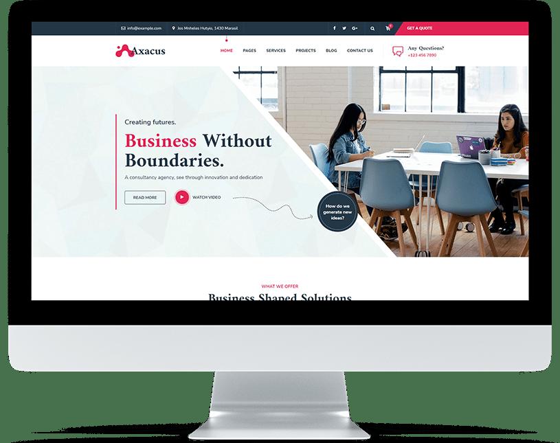 Jūsų pasirinkimas internetinės svetainės kūrimui mus