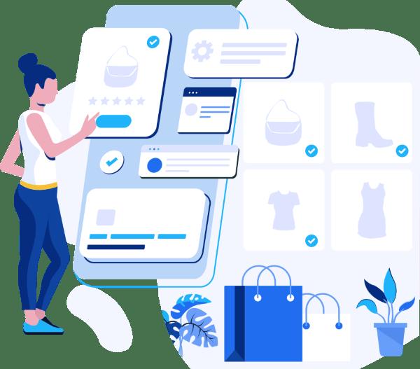 Produktų eksportas į Facebook, Google, Instagram
