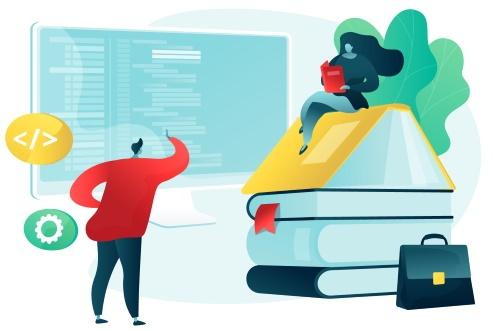 Reklama ir svetainių reklamavimas knygų pagalba