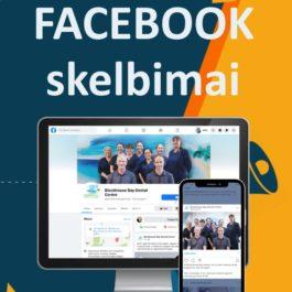 Reklaminių kampanijų Facebook reklama kūrimas