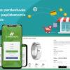 Elektroninės parduotuvės kūrimas su papildomomis priemonėmis