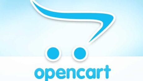 Internetinių parduotuvių kūrimas su OpenCart TVS