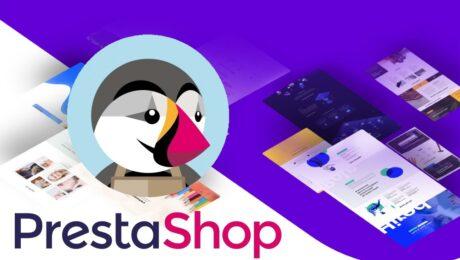 Internetinių parduotuvių kūrimas su PrestaShop
