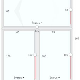 Universali langu kainos skaičiuoklė jūsų svetainėje